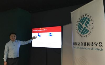 "CTO Ernie Teo at ""Understanding Opportunities in Sichuan Province"""